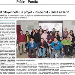 """Le projet """"Inside Out"""" lancé à Plérin"""