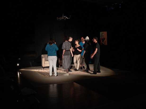 theatre chic et choc
